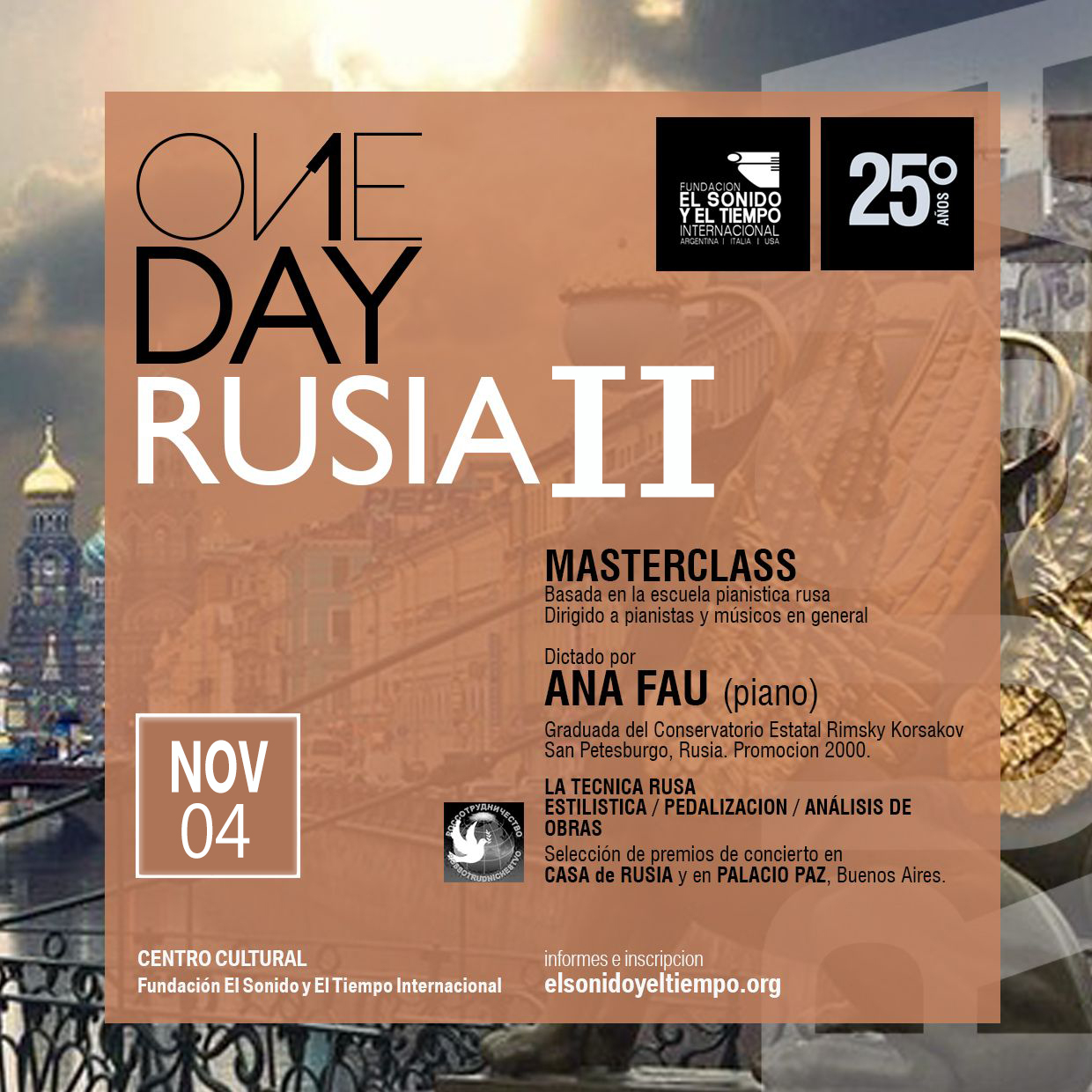 ONE DAY RUSIAII