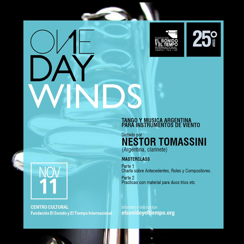 ONE DAY WINDS